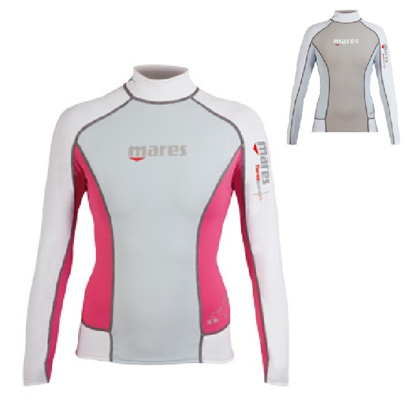 pianka Thermo guard 0,5mm Long Sleeve She Dives Mares